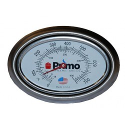 Termometer til Primo Oval XL 400