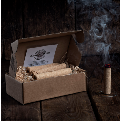 "Smokepin ""Smugrygeren"" 12 stk."